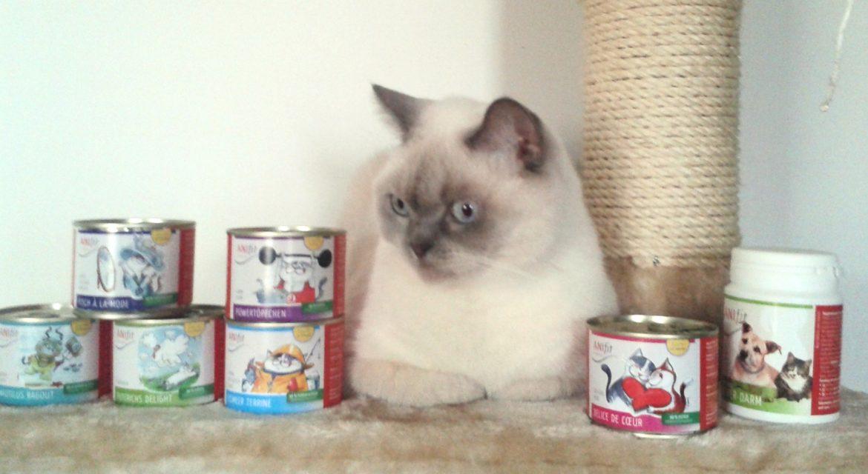 ANIfit Katzenfutter aus Schweden